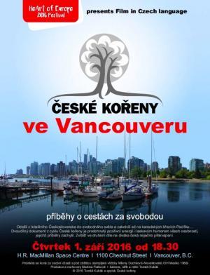 DVD České kořeny ve Vancouveru (a Victorii)
