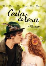 DVD Cesta do lesa + bonus DVD