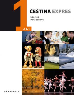 Čeština expres 1- anglicky + CD