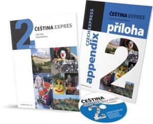 Čeština expres 2 (A1/2) Czech Step by Step