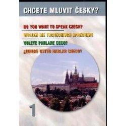 CHCETE MLUVIT ČESKY? 1 - 4 CD