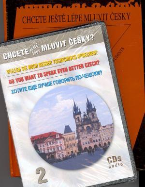 Chcete ještě lépe mluvit česky ? Volume 2