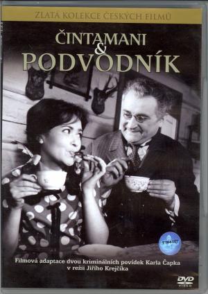 DVD Čintamani & podvodník