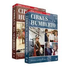 DVD Cirkus Humberto - seriál - 12 DVD - 12 hodin