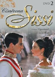 DVD Císařovna Sissi 2