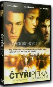 DVD Čtyři pírka: Zkouška cti