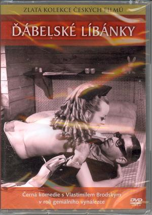 DVD Ďábelské líbánky