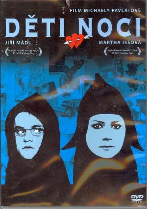 DVD Děti noci