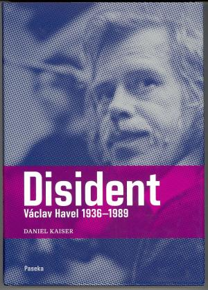 Disident Václav Havel