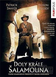 DVD Doly krále Šalamouna