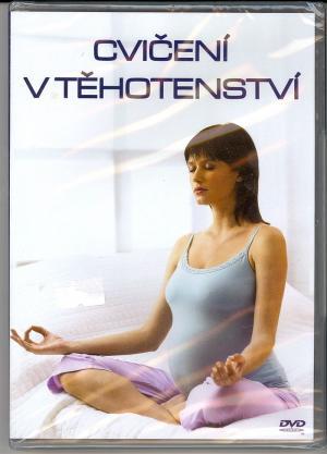 DVD Cvičení v těhotenství