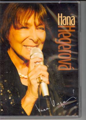 DVD Hana Hegerová Koncert