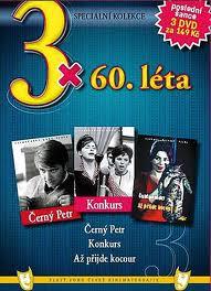 DVD: 3x 60. léta