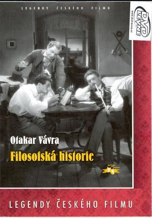 DVD  Filosofská historie