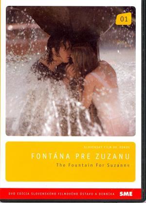 DVD Fontána pro Zuzanu (Pošetka)