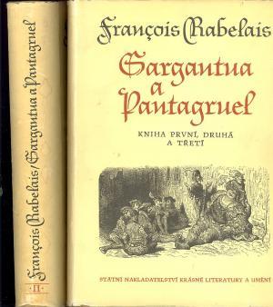 Gargantua a Pantagruel  I. - V. ANT