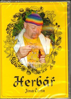 DVD Herbář Jima Čerta