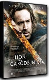 DVD Hon na čarodějnice