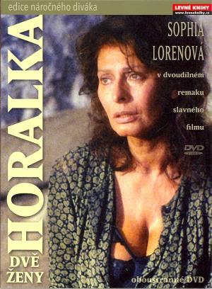 DVD HORALKA DVĚ ŽENY