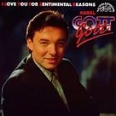 CD K. Gott - I Love You For Sentimental Reasons