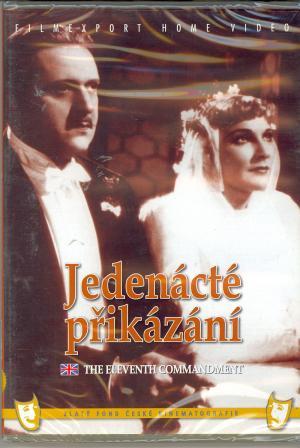 DVD Jedenácté přikázání