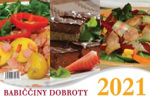 Kalendář Babiččiny recepty 2021