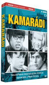 DVD Kamarádi Seriál 6 DVD