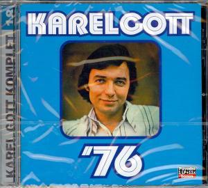 CD Karel Gott '76 Komplet 18