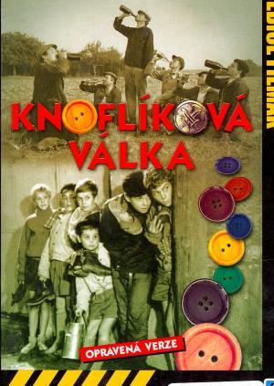 DVD Knoflíková válka
