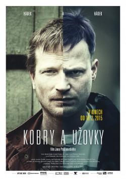 DVD Kobry a Užovky
