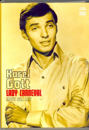 DVD Karel Gott Lady Carneval