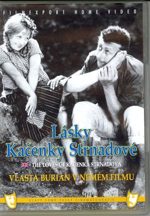 DVD Lásky Kačenky Strnadové