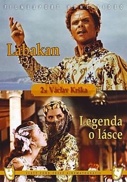DVD Legenda o lásce + Labakan