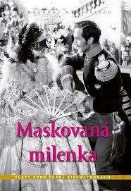 DVD Maskovaná milenka