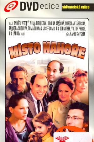 DVD Místo nahoře - kompletní televizní seriál na 4 DVD