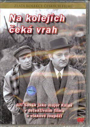 DVD Na kolejích čeká vrah (1970)