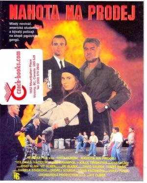 DVD Nahota na prodej