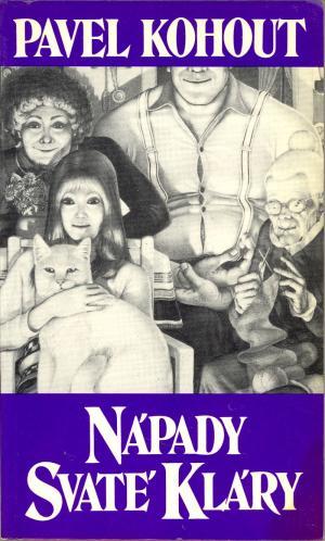 Nápady svaté Kláry Used / Sixty-Eight Publishers