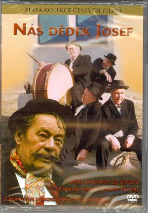 DVD Náš dědek Josef