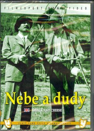 DVD Nebe a dudy