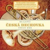 CD Nejlepší česká dechovka všech dob - 2 CD!