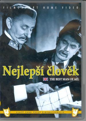 DVD NEJLEPŠÍ ČLOVĚK