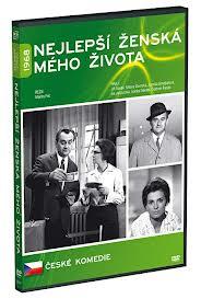 DVD Nejlepší ženská mého života