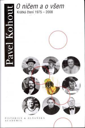O ničem a o všem Krátká čtení 1975 - 2008