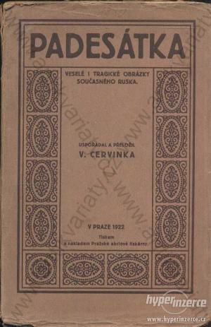 Padesátka ANT, 1922