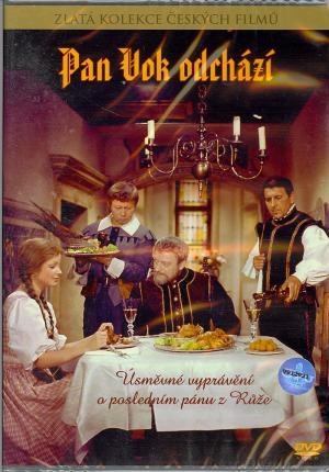 DVD Pan Vok odchází