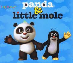 Panda & little Mole