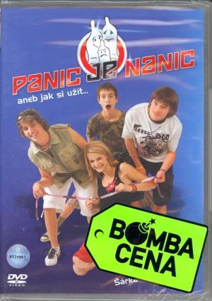 DVD Panic je nanic aneb jak si užít...
