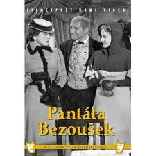 DVD Pantáta Bezoušek