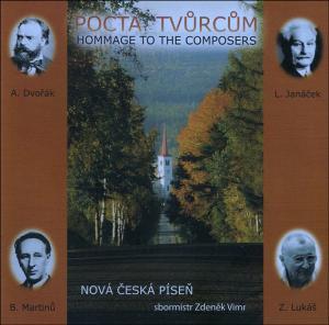 CD Nová česká píseň - Pocta tvůrcům